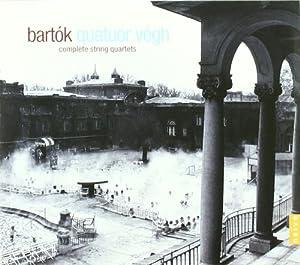 Bartok : Les Six quatuors à cordes (Coffret 3 CD)