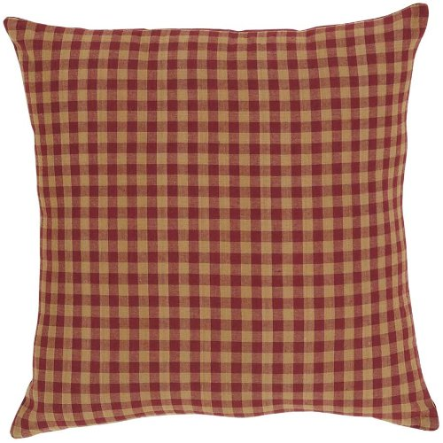 """Ninepatch Star Quilted Pillow 16X16"""""""