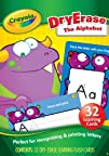 Crayola Dry Erase Learning Flash Cards The Alphabet