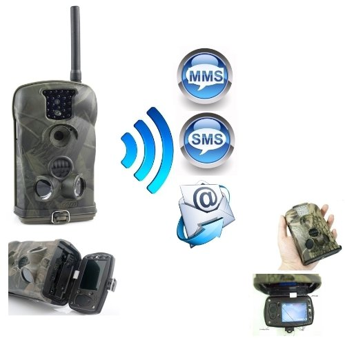 Fototrappola Ltl Acorn 6210MM MMS HD Hunting Camera Videotrappola Scouting Keep Trial Camera