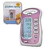ITZBEEN Pocket Nanny Baby Care Timer, Pink