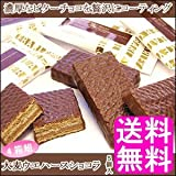 大麦ウエハースショコラ【5個入4箱組】