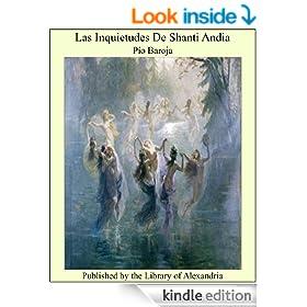 Las Inquietudes De Shanti Andia (Spanish Edition)