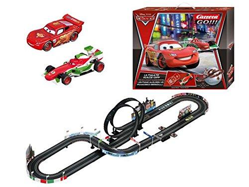 Carrera 20062294 - GO - Disney/Pixar Cars - Ultimate Race Off