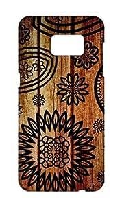 Samsung Galaxy S7 Edge Hard Case Back Cover - Printed Designer Cover for Samsung Galaxy S7 Edge - SGS7ECHKSB111