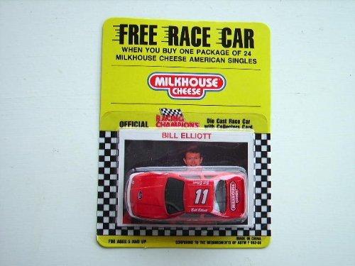 #11 Bill Elliott Car (Milkhouse Cheese) - 1