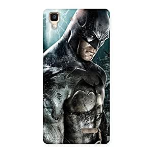 Knight Force Back Case Cover for Oppo R7