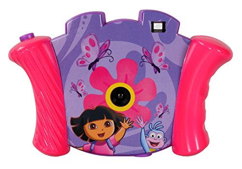 Nickelodeon Dora The Explorer Digital Camera With 1.4-Inch Lcd Screen - Purple (14067)