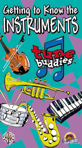 Tune Buddies - Getting to Know the Instruments [VHS]