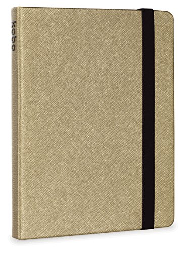 Kobo N514-AC-GD-O-PU Classic Gold Cover For Kobo Aura (Kobo Aura Digital Text Reader compare prices)