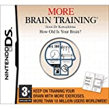 More Brain Training Genuine DS Lite DSi Game BRAND NEW