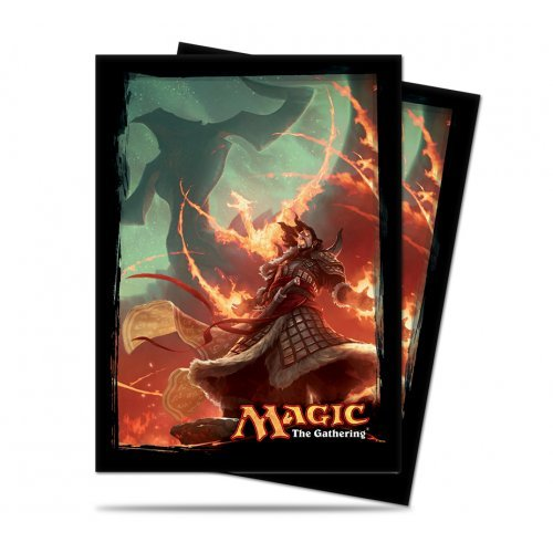 Ultra Pro Fate Reforged Sarkhan Sleeves