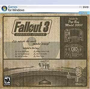 Fallout 3: Amazon.com Exclusive Survival Edition