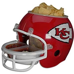 Wincraft Kansas City Chiefs Snack Helmet by WinCraft