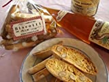 とっても硬いお菓子 トスカーナの伝統的な焼き菓子 ビスコッティーノ