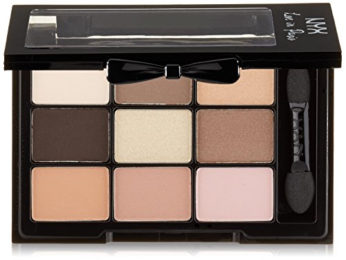 Nyx Cosmetics Love In Paris Eye Shadow Palette, Ma…
