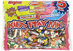 Mayfair Sales Kids Play Candy Mix, 80 Ounce