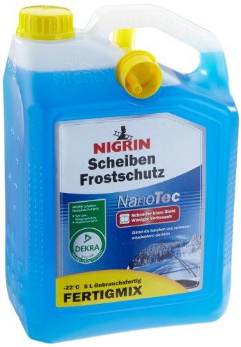 nigrin 73949 scheibenfrostschutz nanotec 5 l 4008153739491. Black Bedroom Furniture Sets. Home Design Ideas