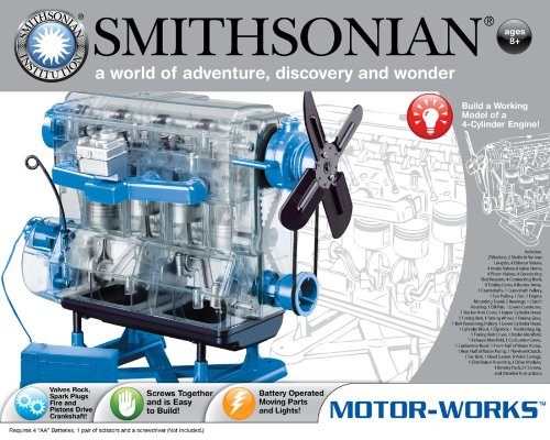 Smithsonian Motor-Works (Models Kits compare prices)
