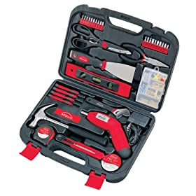 Apollo Precision Tools DT0773 135 Piece Household Tool Kit