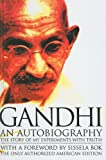 An Autobiography: The Story of My Experiments with Truth (1417636645) by Mohandas Gandhi