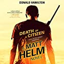 Death of a Citizen: Matt Helm, Book 1 (       UNABRIDGED) by Donald Hamilton Narrated by Stefan Rudnicki