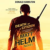 Death of a Citizen: Matt Helm, Book 1 | [Donald Hamilton]