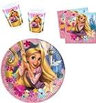 Disney Rapunzel Partygeschirr - Party...