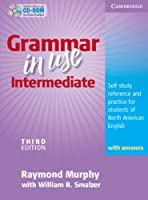 Grammar in Use Intermediate Student\\\\\\\'s Book with Answers and CD-ROM: Self-study Reference and Practice for Students of North American English (Book & CD Rom)