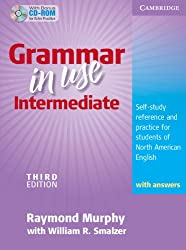 Grammar in Use Intermediate Student\\\'s Book with Answers and CD-ROM: Self-study Reference and Practice for Students of North American English (Book & CD Rom)