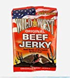 Wild West Beef Jerky-Original-25 grams