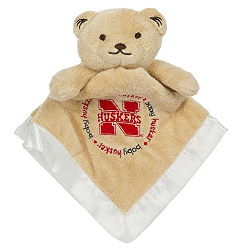Baby Fanatic Security Bear Blanket, University of Nebraska - 1