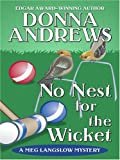 No Nest for the Wicket (Thorndike Mystery)