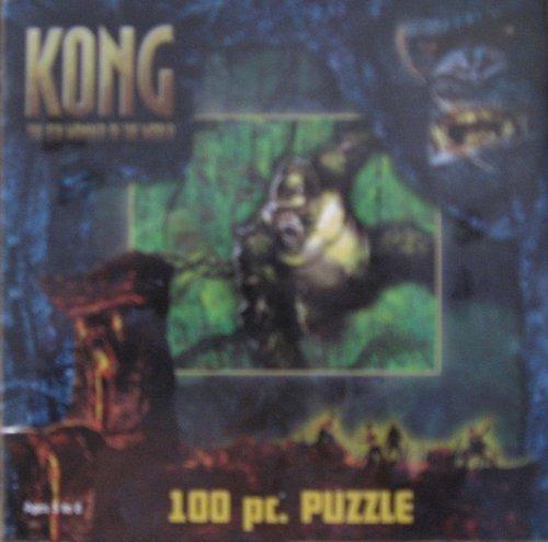 Kong ~ 100 Piece Puzzle - 1