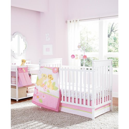 Jungle Crib Bedding 7265 back
