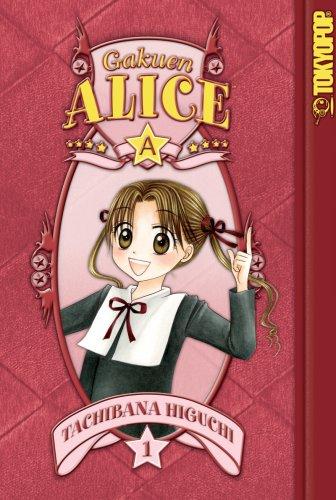 Gakuen Alice Volume 1: v. 1