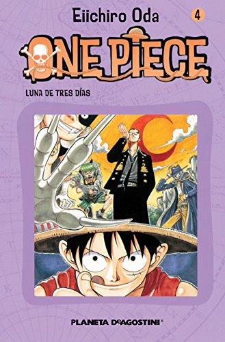 One Piece nº 04: Luna de tres días (Manga)