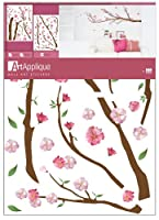 Cherry Blossom Large Designer Wall Decal Art Applique from Poster Revolution