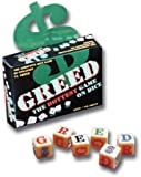 TDC Games 2300 Greed Dice Game by TDC Games