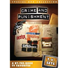 CRIME AND PUNISHMENT: TV SETS 5