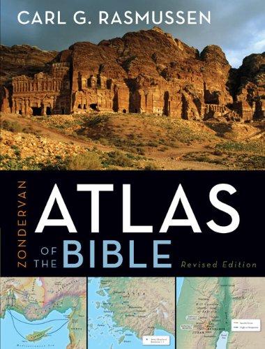 Image for Zondervan Atlas of the Bible