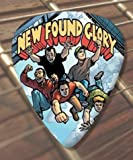 New Found Glory Cartoon Premium Guitar Pick x 5 Medium
