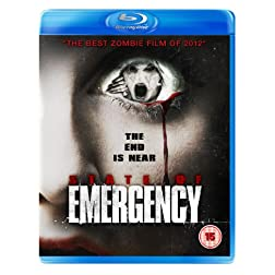 State of Emergency [Blu-ray]