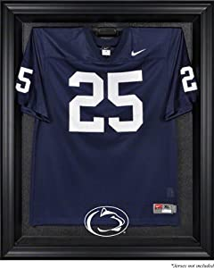 Penn State Nittany Lions Framed Logo Jersey Display Case by Sports Memorabilia