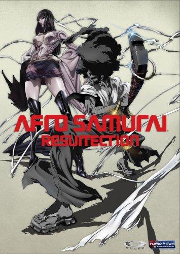 Afro Samurai: Resurrection - Spike TV Version [DVD] [Import]