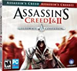 PC Assassins Creed+Assassins Creed II Jc