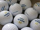 ロストボール ランク1 特選ロスト スーパーニューイング iV330 ネイビー 1個 ゴルフボール