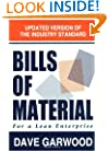Bills of Material for a Lean Enterprise