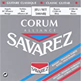 Savarez 500ARJ Alliance Corum Classical Guitar Strings, Standard/High Tension