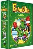 echange, troc Franklin : Franklin plante un arbre + Franklin le courageux + Franklin à la neige - coffret 3 DVD
